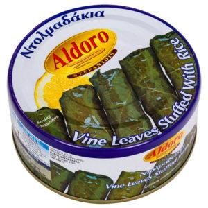 oryginalne greckie produkty - dolmadakia grecka przekąska