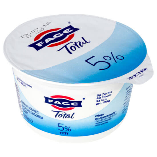 oryginalny jogurt grecki Total 500g