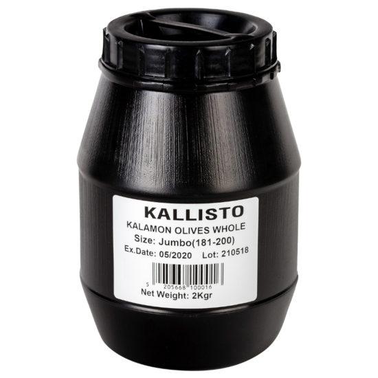 oryginalne greckie produkty - czarne oliwki kiszone z grecji