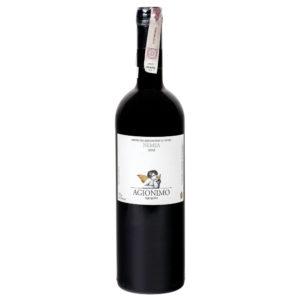 wino greckie wytrawne Agionimo