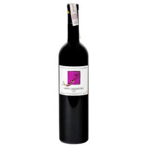 wino greckie wytrawne Agiorgitiko
