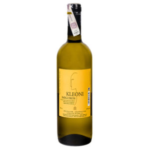 wino greckie Kleoni Imiglykos białe