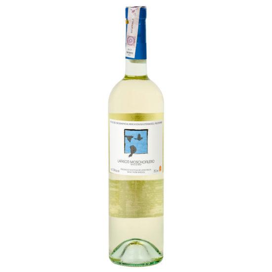 wino greckie wytrawne Moschofilero