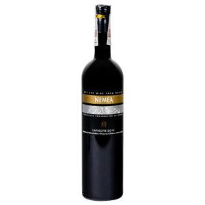 wino greckie wytrawne Nemea