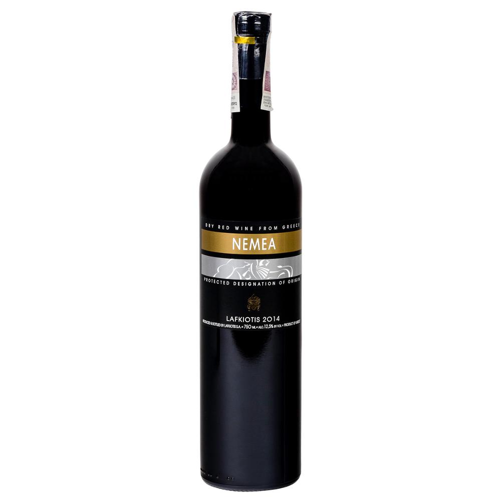 wino greckie Nemea