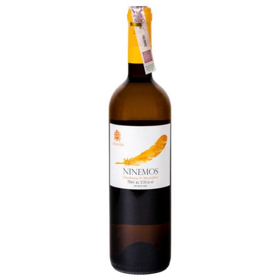 wino greckie wytrawne Ninemos