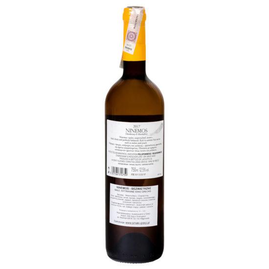 wino greckie wytrawne Ninemos b