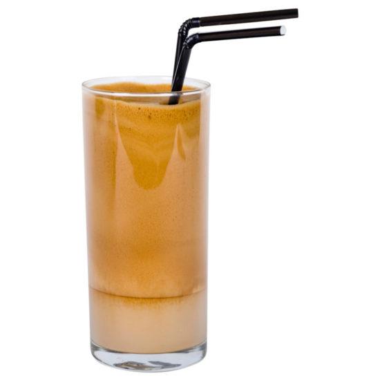 oryginalna grecka kawa Frappe