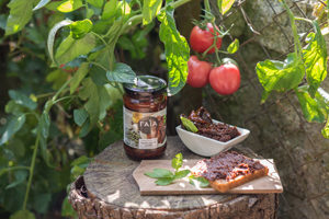 greckie pomidory suszone na słońcu