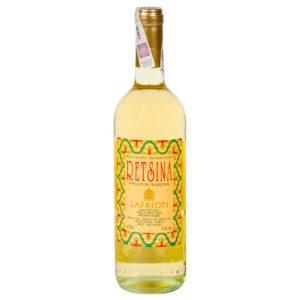 wino greckie Retsina wz