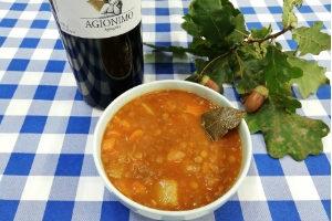 FAKIES - aromatyczna zupa z soczewicy