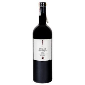 wino greckie wytrawne Syrah & Agiorgitiko
