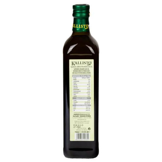 oryginalna grecka oliwa z oliwek Kallisto z Kalamaty