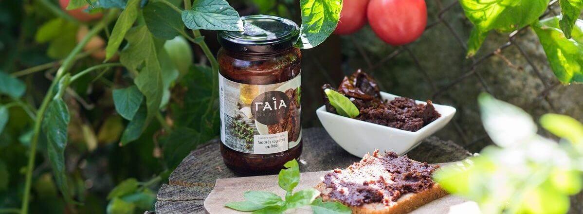 greckie pomidory suszone - smaki grecji