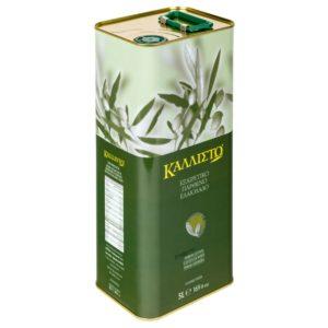 oryginalna grecka oliwa z oliwek Kallisto 5l