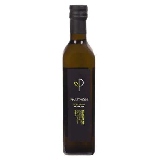 oryginalna grecka oliwa z oliwek PHAETHON 0,5l