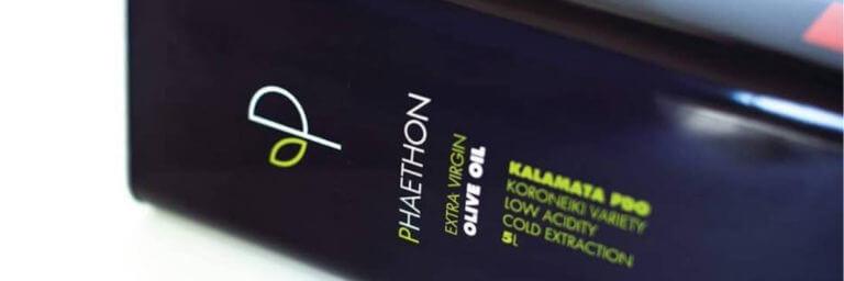 smaki-grecji.pl oliwa z oliwek Phaethon