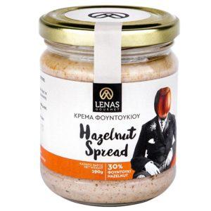 oryginalna grecka pasta z orzechów laskowych, Lenas Gourmet