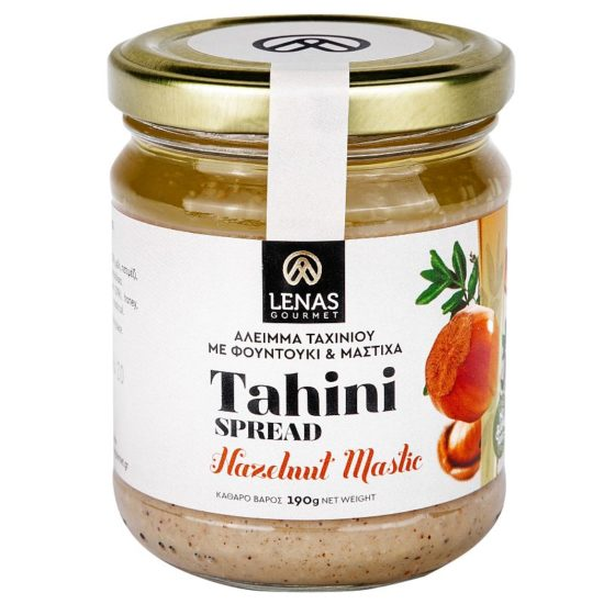 greckie tahini z mastihą, Lenas Gourmet