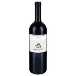 smaki-grecji.pl, wino z aniołkiem, agionimo