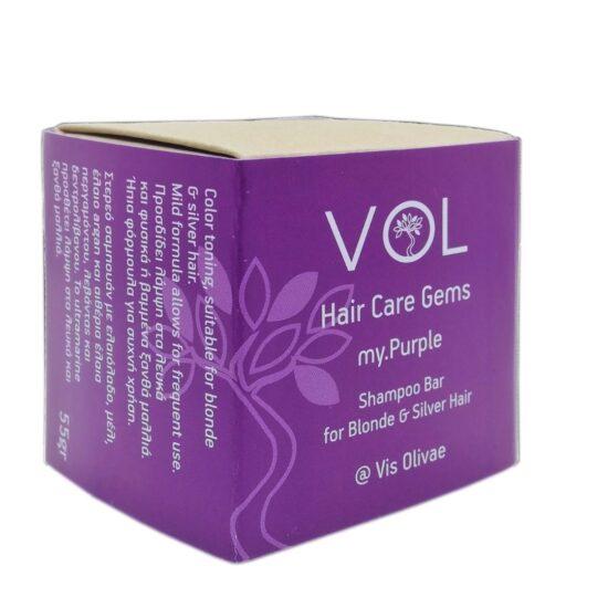 Vol - szampon do włosów siwych i blad