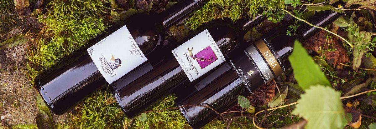 wino greckie, smaki-grecji.pl